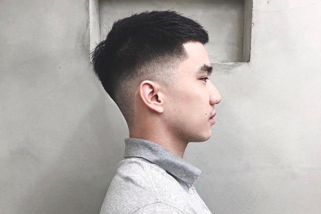 170cm左右男生适合留什么发型?建议剪这4款,拉长身高,提升颜值图片
