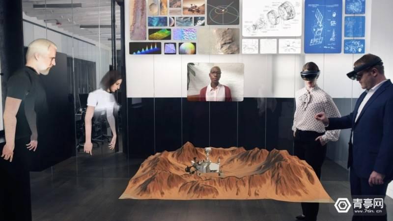 《Spatial》体验:最现代化的AR/VR协作应用