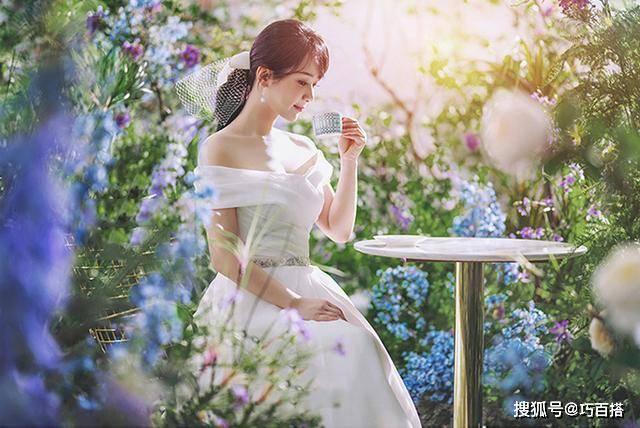 这是杨紫拍过的最悦目宣传照吧?每一张都是画报,你有没有被美到