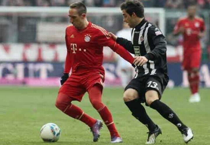 前德甲冠军今在德丙,离降级区只多2分