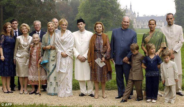 原创 另一个由美国输出的王妃,平民女孩缘何变印度王妃,坐拥56亿资产