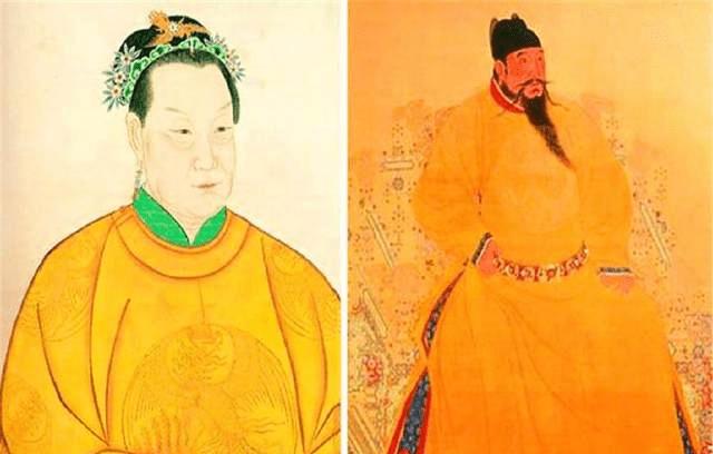 朱元璋老婆出宫游玩,不经意的一次走光,让一个成语流传至今