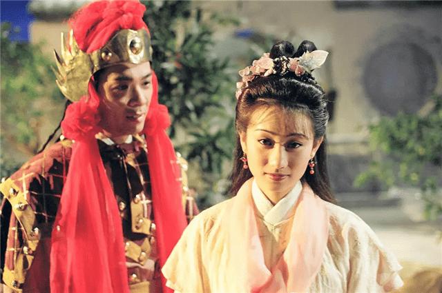 """原创             TVB的《西游记》火了:张卫健却被雪藏,陈浩民成功""""捡漏"""""""