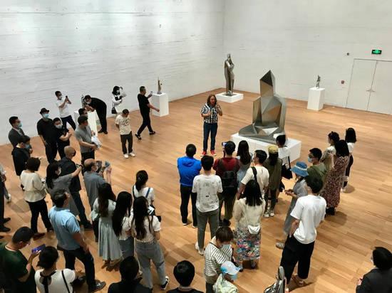 《密码重组》当代艺术展于千渡·长江美术馆正式开幕