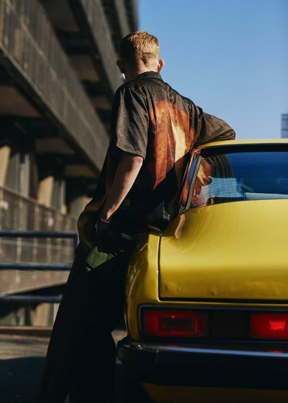 玩转街头时尚色彩initialGentleman夏日系列