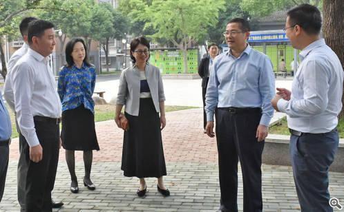 园区人大工委调研胜浦探索工作新途径赋能基层社会治理
