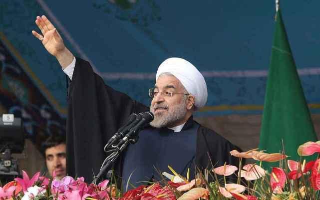 伊朗军事力量升至全球14!鲁哈尼:有能力对抗美国入侵