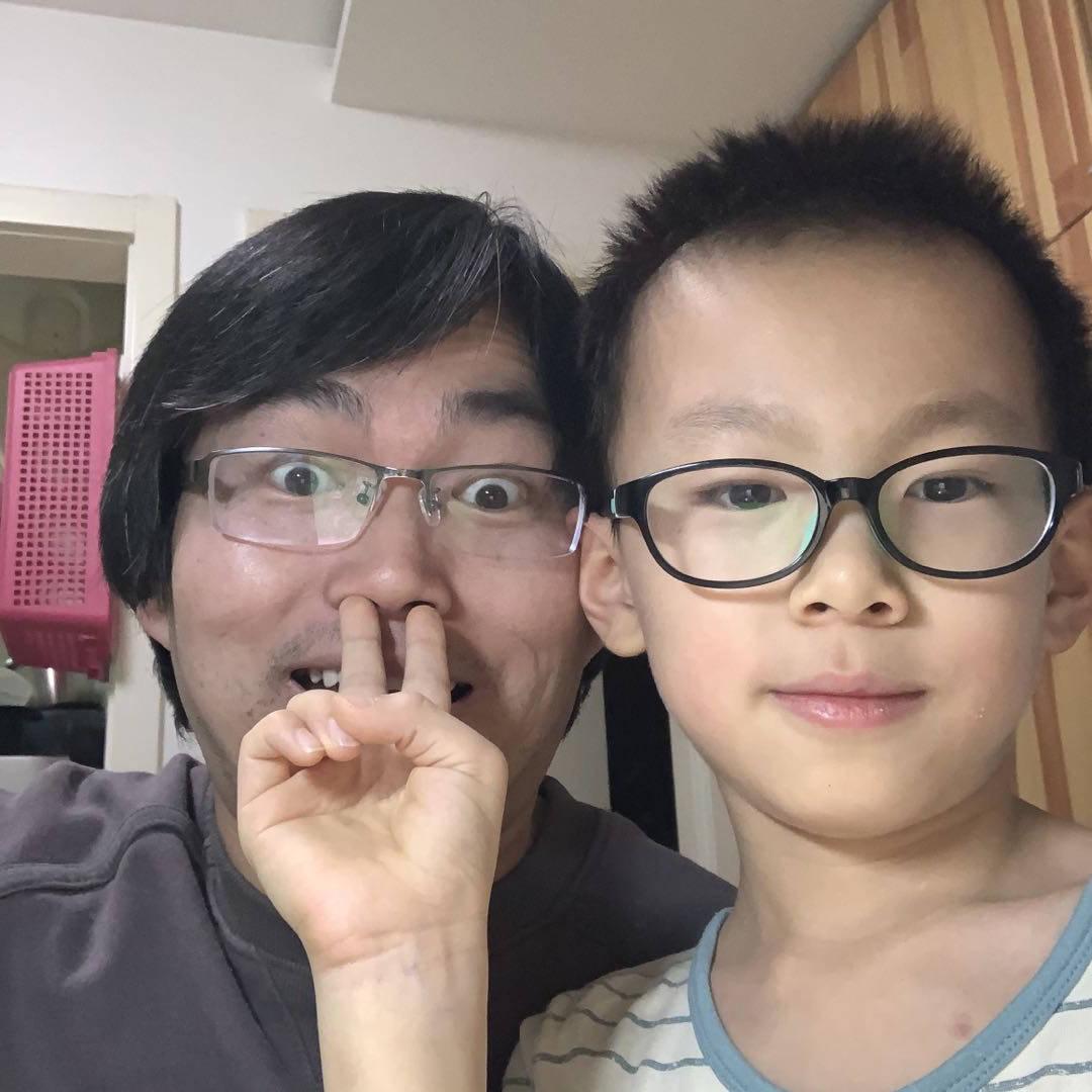 「幼儿园」【搜狐母婴·六一萌想】刘冰远:我和孩子共成长,