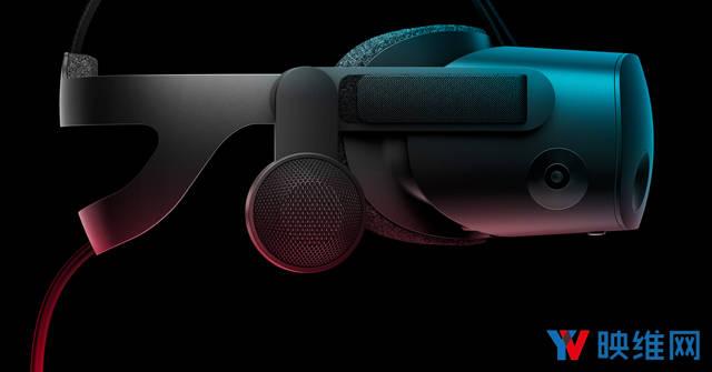 惠普、微软、Valve联手发布4K VR头显Reverb G2