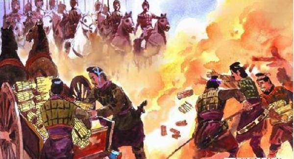 秦始皇不是唯一焚书的帝王,此人书读得多藏得更多,却被付之一炬