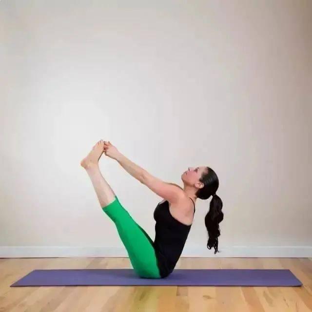 """原创珍藏级""""蜜桃臀""""体式!改善臀部下垂状态,臀部有弧度,腿也细了"""
