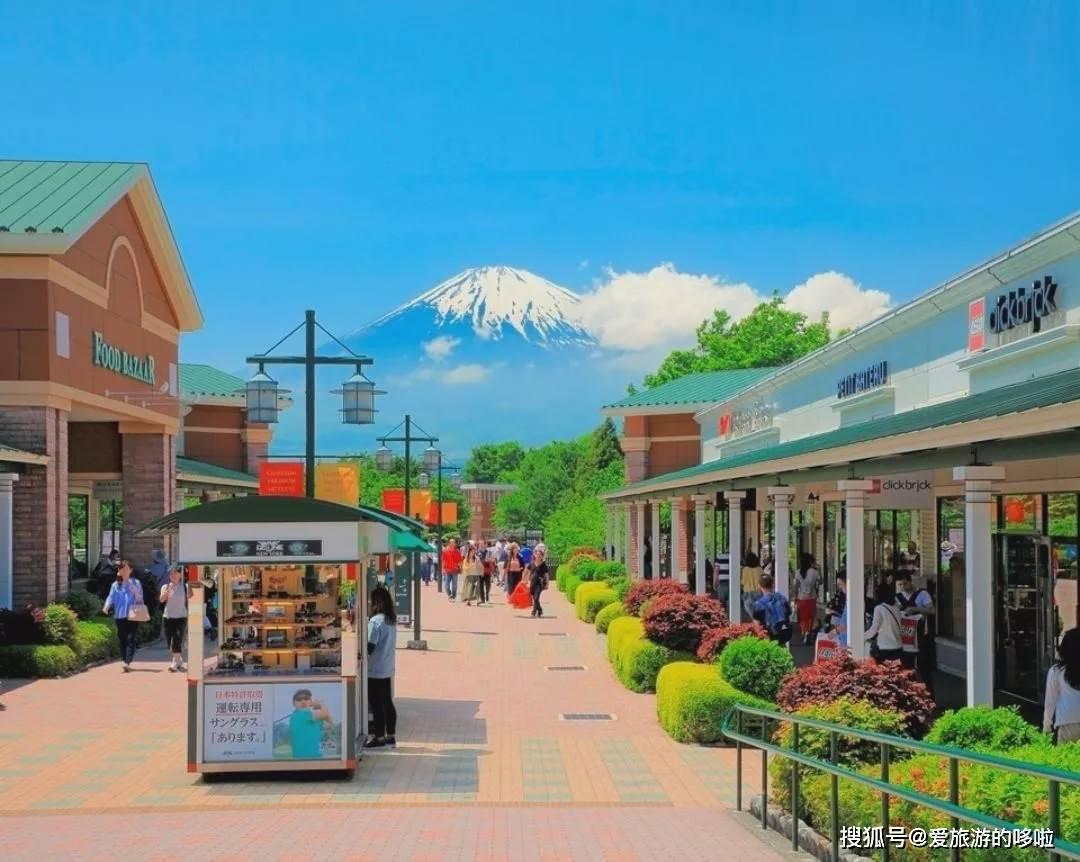 日本扫货必备!最有人气的十大奥特莱斯,逛吃买全攻略就在这里了
