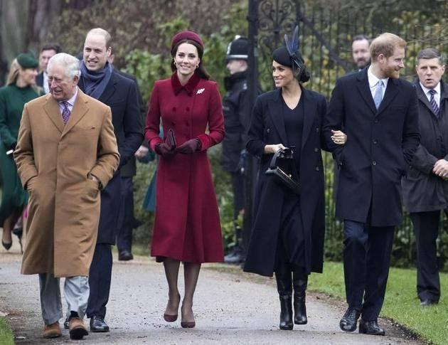 凯特王妃卷入杂志抹黑风暴 英媒曝梅根在幕后操纵