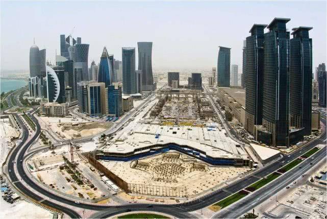 再传捷报,中企中标卡塔尔项目,今年累计拿下海外4585亿基建大单_庄和闲