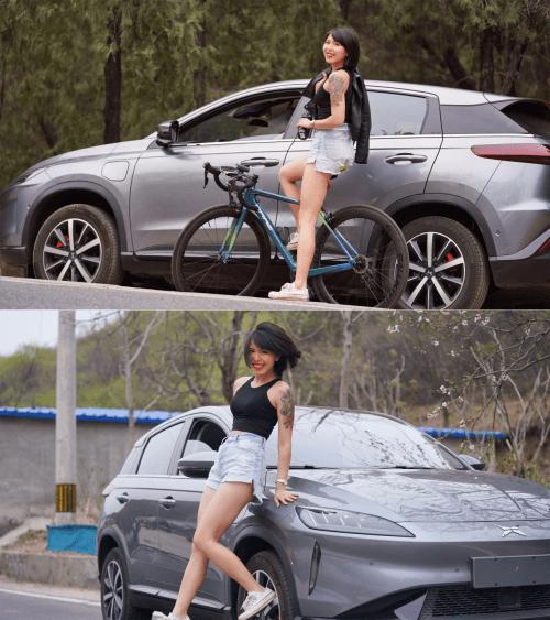 小鹏G3的暖男属性,与热爱骑行的北京女孩的故事