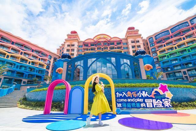 云南遛娃好去处,与海豚亲密接触!孩子都喜欢的童话世界