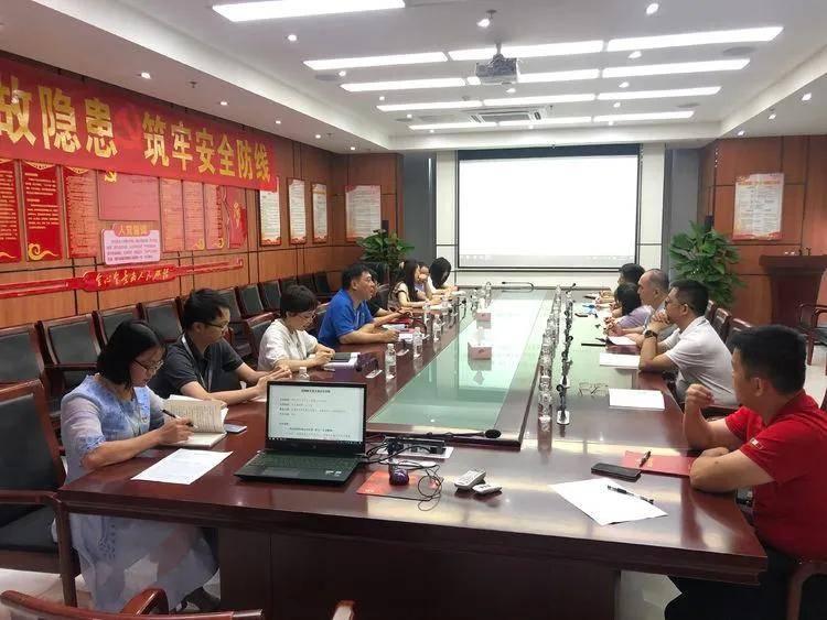 """海沧实业公司直属机关党支部开启了宁静生产月""""党建促宁静""""模式"""
