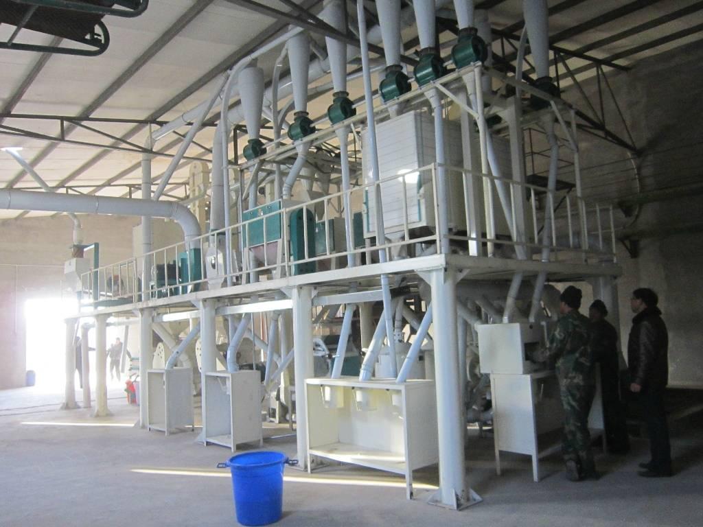 不长期使用的玉米加工设备如何做好维护
