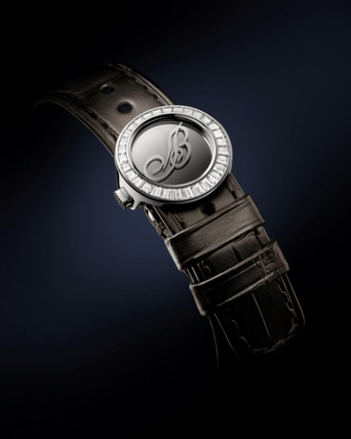 """宝玑Marine航海系列9509""""波西多尼亚""""高级珠宝腕表插图(3)"""