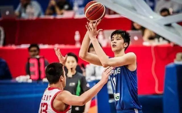 四星高中生!他会是中国下一位NBA球员吗?