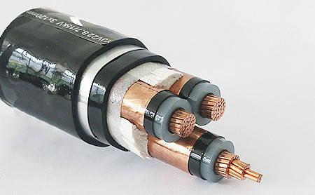 <strong>中压交联聚乙烯绝缘电力电缆(电压等级:</strong>