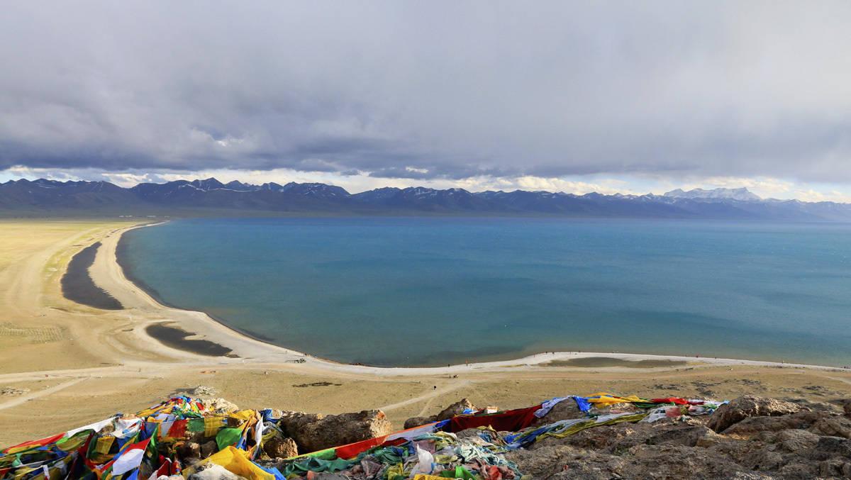 《【天游平台怎么注册】原创 世界上海拔最高的大型湖泊,最深处超120米,是中国第三大咸水湖》