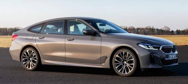 原装宝马新6系GT来了,面值再创新高,增加48V轻混动力和心跳