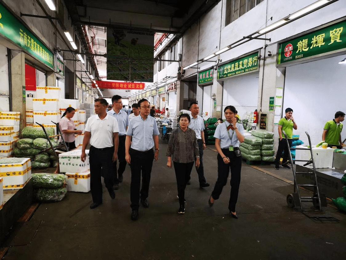 全国政协常委:批发市场疫情爆发警示完善农产品立法追溯体系