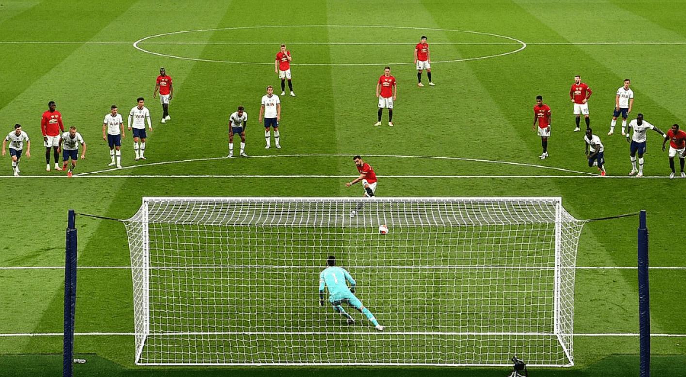 英超重启后迎来最受瞩目的一场比赛——热刺主场对阵曼联