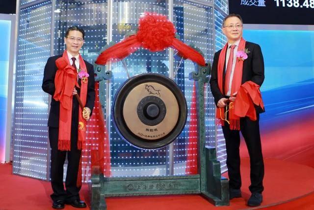医药企业复旦张江上市:第一季营收降58% 市值385亿