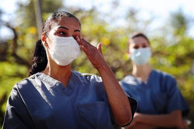 巴西疫情形势急剧恶化!日增确诊病例超5万,累计确诊病超百万