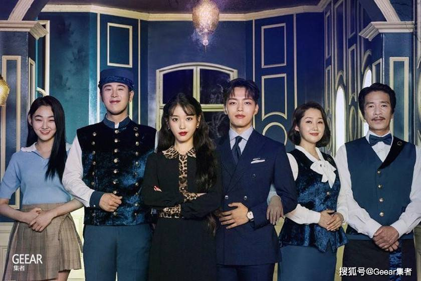 IU主演的人气韩剧《德鲁纳酒店》将翻拍美国版!_合作