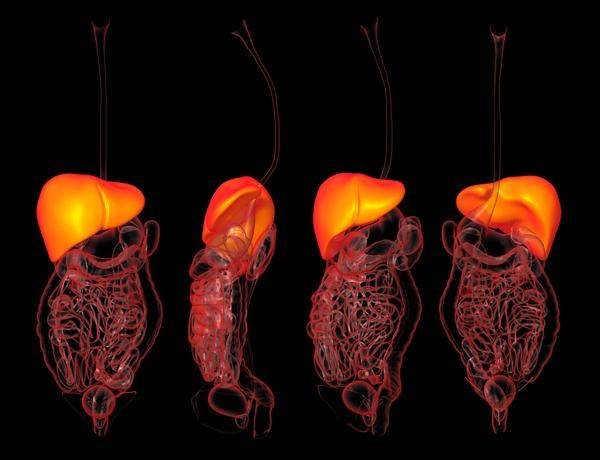 """肝脏变硬前,身体会有""""2红、1臭、疼"""",真希望你一个也没有 营养补剂 第1张"""