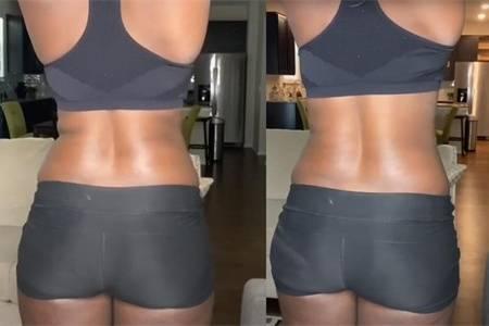 跳绳减肥有用吗?女孩坚持7天的变化就是答案,教你制定跳绳计划 动作教学 第8张