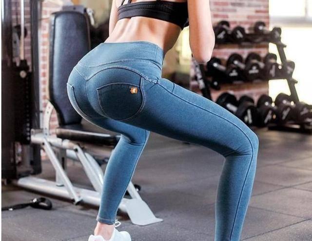 羡慕女神的翘臀身材?一组臀部训练,让你练出饱满、紧致翘臀 减脂食谱 第6张