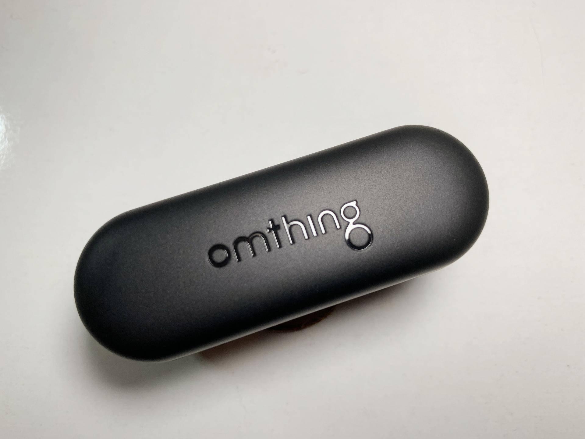 做TWS耳机中的小米-Omthing Airfree体验