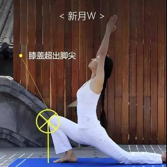 为什么练瑜伽那么久没效果?抓住要点,避免错误体式才能事半功倍_身体 知识百科 第6张