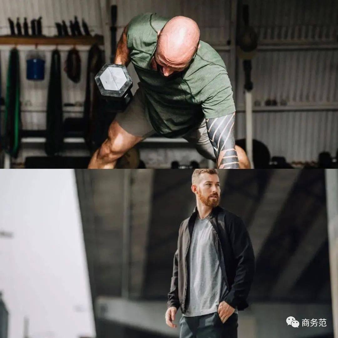 5个型男必备的健身衣品牌,夏天肌肉练起来 动作教学 第26张