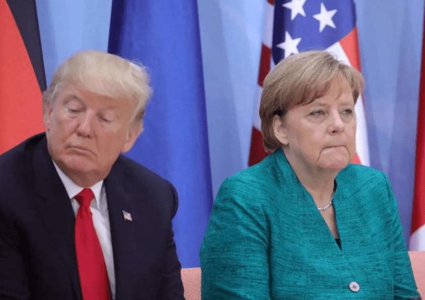 德国总理默克尔建议欧洲国家,设想没有美国领导的世界_德国新闻_德国中文网
