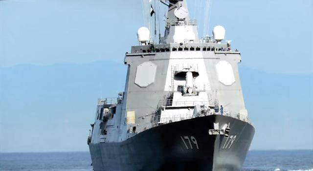 日本新型大驱出海测试,配128个垂直发射单元,专