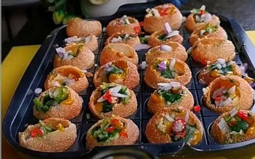看了印度的街头美食,想不佩服都很难,网友说看完实在是受不了 增肌食谱 第6张