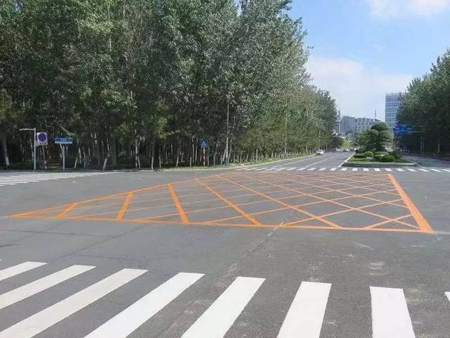 记住这些常见标线,开车才不会被罚,看看你都认识几个?