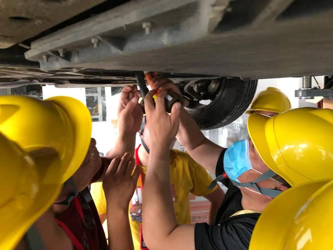 宁德时代技术支持 首期《动力电池检测与维修》专项技能培训在青岛举行