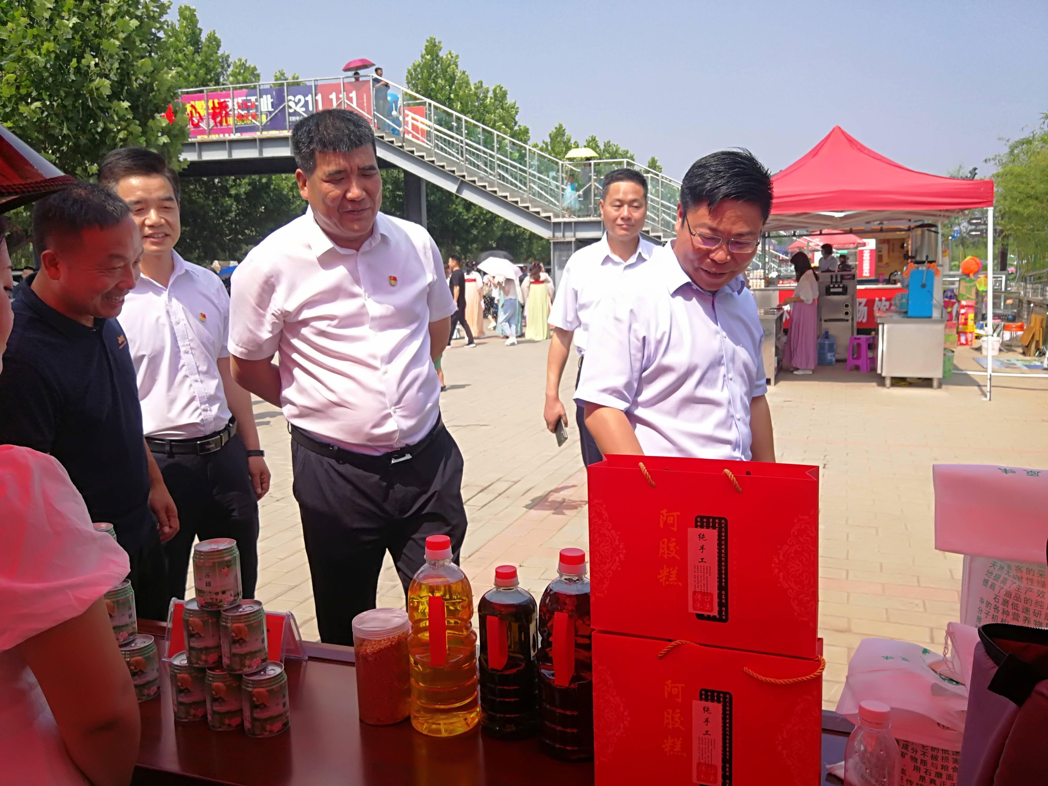 杨庄镇首届文化旅游节盛大开幕