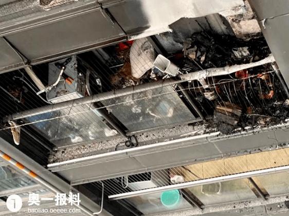深圳一小区空调主机凌晨突然起火,警铃失效,更令人担心的是……