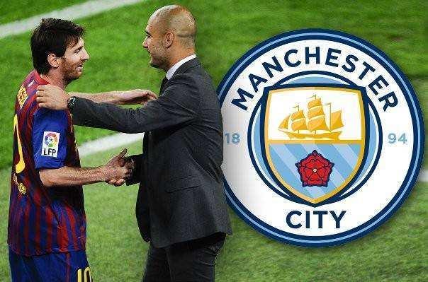 梅西夏窗离队巴塞罗那大律师在线,曼城三大优势签约毫无压力