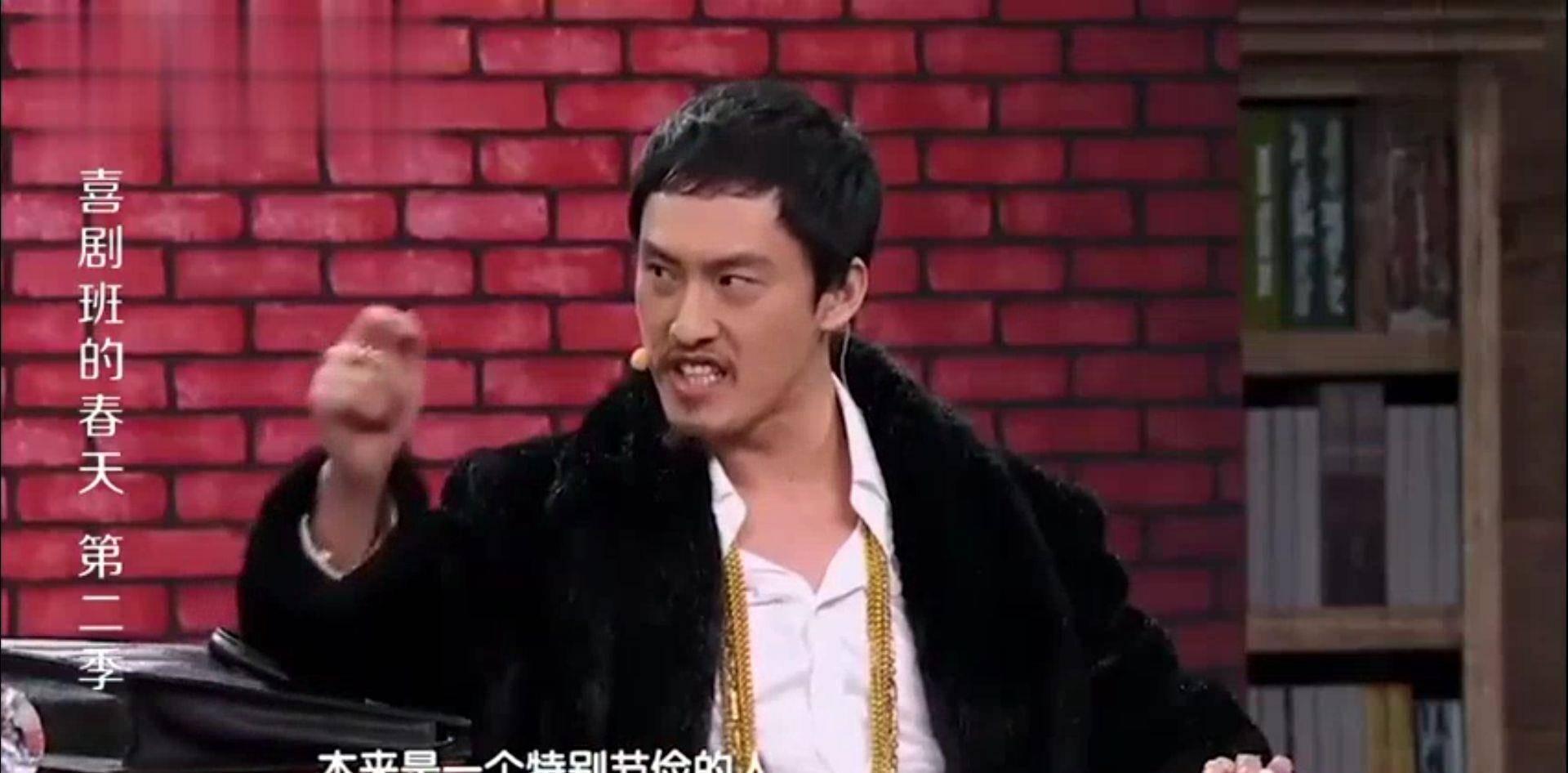 笑场王许君聪:凭借刘海柱一角被熟知,被贾玲发掘后成为喜剧演员