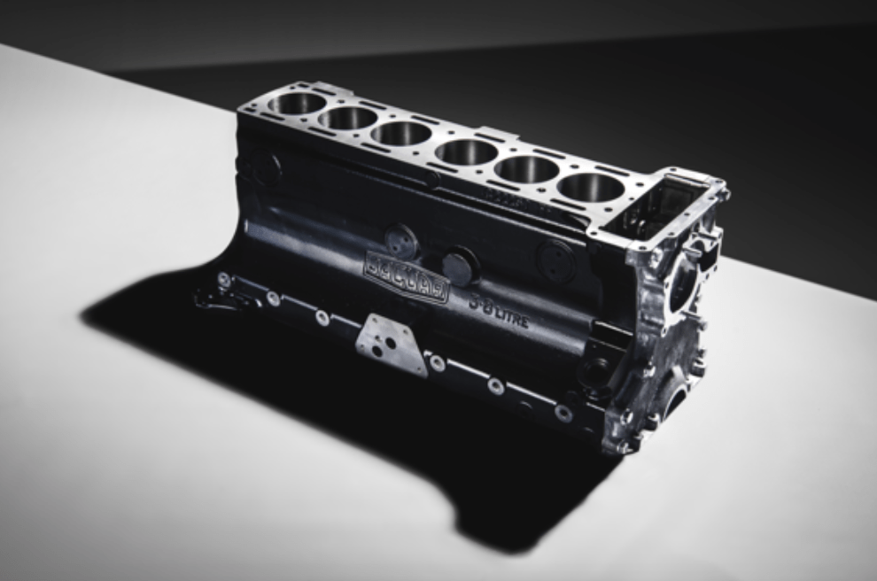 捷豹经典汽车部门将重新生产3.8升XK发动机气缸