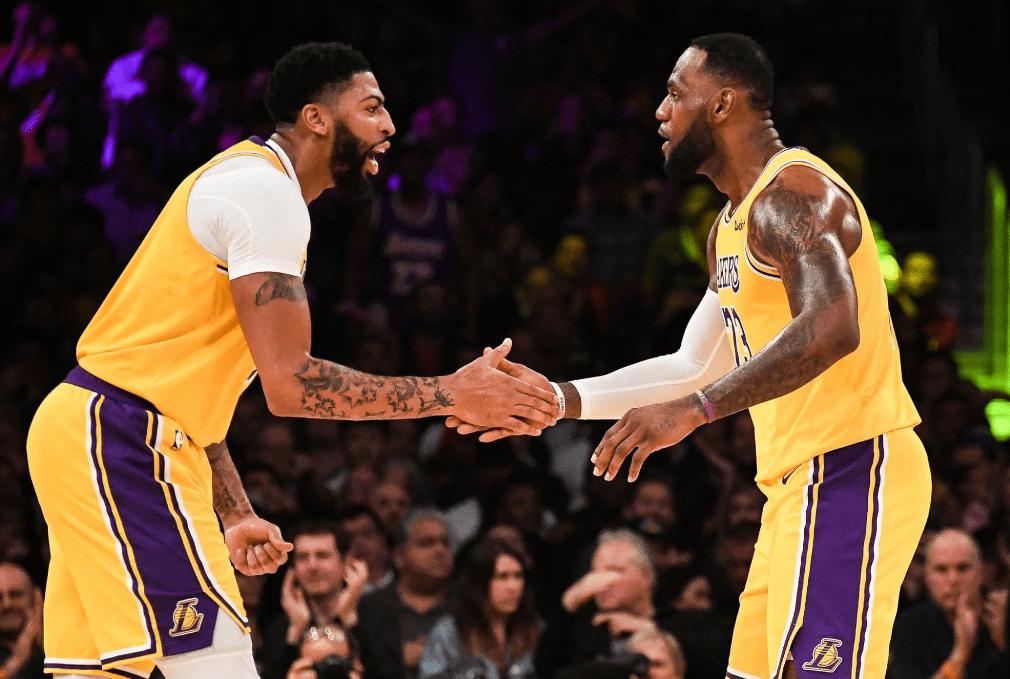 NBA复赛生出新悬念:湖人争冠受阻 下克上机会增大