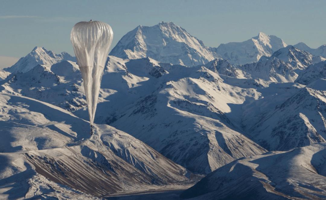 原创             美国气球通信基站正式商用,几万肯尼亚人靠它用上4G